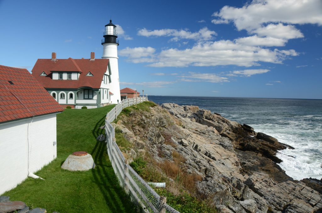 Lighthouse Lover's Itinerary - Southern Maine