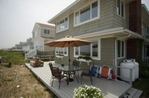 Maine vacation rental home in Kinney Shors